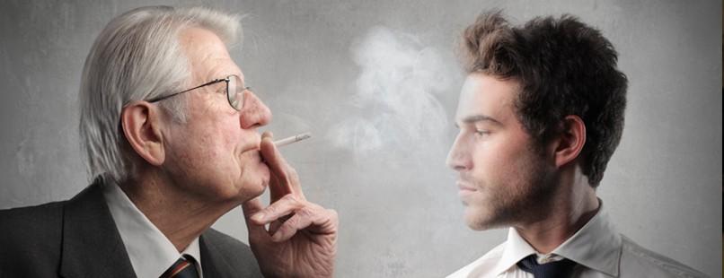 Resultado de imagem para fumantes passivos